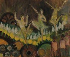 "Anna Kuchel Rabinowitz. ""85 Years 85 Artists: Celebrating Menlo College's 85th anniversary"" Atherton, California. Group Exhibition. Wednesday, March 26, 2014 - Friday, July 11, 2014"
