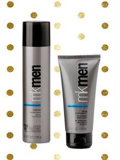 Set Navidad: Espuma de Afeitar + Gel Refrescante para después del Afeitado MKMen®- Mary Kay