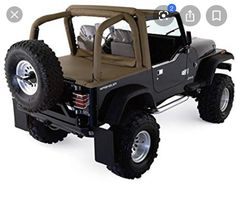 Rampage Jeep 769015 Roll Bar Cover Kit: Roll bar cover kit, one piece pad and cover with foam, easy installation with zipper fasteners, Note: This product is not designed to protect occupants in case of an accident. It is a cover only 1998 Jeep Wrangler, Jeep Tj, Mercedes Jeep, Volkswagen, Jeep Grill, Truck Bed Accessories, Rolling Bar, Tonneau Cover, Roll Cage