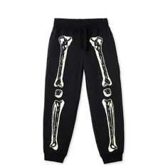 Shop the Black Zachary Skeleton Pants by Stella Mccartney Kids at the official online store. Discover all product information.