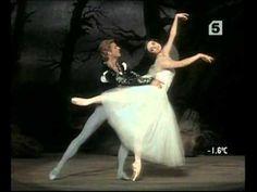 Giselle act II pas de deux, Alessandra Ferri and Mikhail Baryshnikov