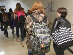 Weight of backpacks a concern for many (Times-News, western North Carolina)