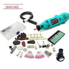 190pcs Dremel Style Electric Rotary Tool Variable Speed Mini Drill Grinder DIY Electric Hand Drill Machine Stone Cutting (32504324663)  SEE MORE  #SuperDeals