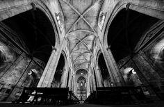 Cathedral of Guarda by Antonio Coelho Hotshoe.org
