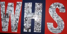 Photo letters for high school reunion decorations Class Reunion Favors, School Reunion Decorations, Class Reunion Invitations, Reunion Centerpieces, High School Class Reunion, 10 Year Reunion, Class Reunion Ideas, Centerpiece Ideas, Highschool Reunion Ideas