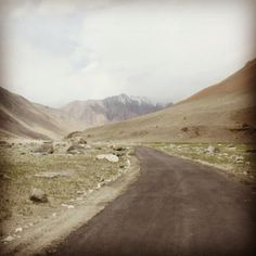 To traverse beyond the limitations of my mind, I travel to truly look upon the journey within. Leh Ladakh, Travelogue, Country Roads, Journey, Instagram, The Journey