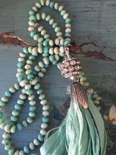 Turquoise aqua beachy bohemian glam luxe sari by MarleeLovesRoxy