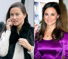 See these celebrities who look radiant even without makeup, including Pippa Middleton, Zendaya, Brooklyn Decker and more stars! Asian Makeup Prom, Prom Makeup Looks, Rose Byrne, Sarah Jessica Parker, Pippa Middleton Style, Celebs Without Makeup, Filipina Beauty, Celebrity Beauty, Free Makeup