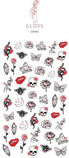 nail foil tutorial how to apply / nail foil ; nail foil tutorial how to apply ; Cute Small Tattoos, Mini Tattoos, Unique Tattoos, Leg Tattoos, Body Art Tattoos, Sleeve Tattoos, Cool Tattoos, Tatoos, Girl Stomach Tattoos