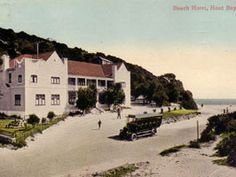 Chapmans Peak Hotel, Hout Bay, Cape Town, South Africa - History