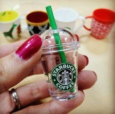Mini Starbucks cup