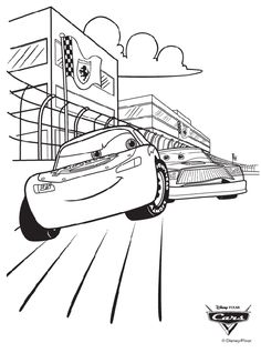 Disney Cars Free Coloring Sheets From Crayola These Are Great For Quick Activities