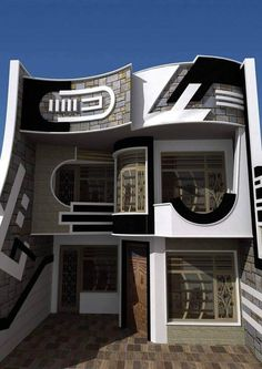 There are many modern residential house design ideas that we can discuss. Here we have outlined some key examples of modern residential house design ideas Classic House Design, Bungalow House Design, House Front Design, Modern House Design, Villa Design, Facade Design, House Plans Mansion, Indian House Plans, House Design Pictures