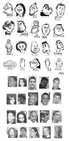 *CHRIS CHuA---Controlled CHaOs---!CARICATURES! / ART blog!*: Drawing Board.org caricature sketches August 2006