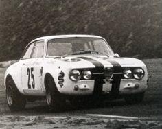 Alcides Diniz, Alfa Romeo GTAm, Scuderia Jolly Gancia, Interlagos