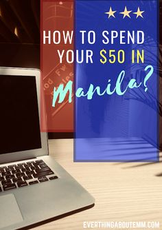Do you have 50$ and a spare time in Manila? Would you that this can covers meals, cultural experience and accommodation in a day's visit in Manila. Cultural Experience, Manila, 50th, Culture, Meals, Day, Blog, Meal, Food