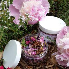 Litha Herbal Blend Midsummer Herbal Blend Fairy Offerings