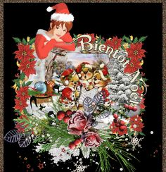 fete noel creas mamietitine - Page 2 Merry Christmas, Christmas Ornaments, Gif Animé, Holiday Decor, Painting, Christmas 2015, Christmas Parties, Beautiful Images, Merry Little Christmas