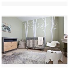 NURSERY / / A gender neutral nursery not only looks great, but is perfect when you don't know if you're having a boy or a girl. Lots of inspo on the blog - www.stylishbump.com.au #linkinprofile #nursery #nurseryinspo #nurserydecor #decor #babyroom #stylishbump #babydecor #interiors #interiorstyle
