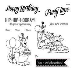 Close To My Heart - Hoppy Birthday