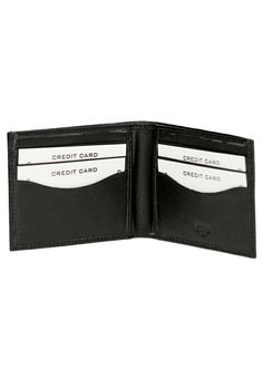 Black Wallet, Stylish, Cards, Maps, Playing Cards