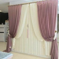 [New] The Best Home Decor (with Pictures) These are the 10 best home decor today. According to home decor experts, the 10 all-time best home decor. Bedroom Curtains With Blinds, Living Room Decor Curtains, Luxury Curtains, Living Room Decor Cozy, Living Room Windows, Window Curtains, Home Room Design, Living Room Designs, Curtain Designs For Bedroom