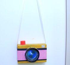 DIY, faça você mesmo, do it yourself, Câmera de papelão, câmera fake, câmera decorativa, do lixo ao luxo, transformando lixo em luxo