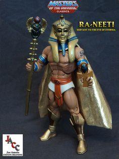 Ra-Neeti Masters of the Universe custom (Masters of the Universe) Custom Action Figure