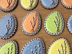 Easter Cookies, Sugar, Desserts, Food, Decorated Cookies, Tailgate Desserts, Deserts, Essen, Postres