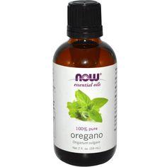 iHerb.com - Customer Reviews -Now Foods, Essential Oils, Oregano, 2 fl oz (59 ml)