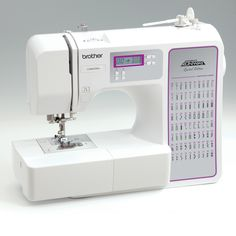 Brother CS-8800PRW Computerized Sewing Machine | Overstock™ Shopping - Big Discounts on Brother Sewing Machines