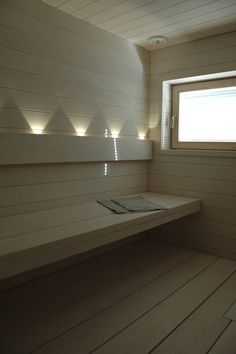 Sauna needs ambient lighting Bathroom Counter Decor, Bathroom Spa, Laundry In Bathroom, White Bathroom, Modern Bathroom, Small Bathroom, Bathroom Ideas, Dark Bathrooms, Dream Bathrooms