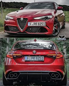 """Mi piace"": 707, commenti: 6 - Alfa Romeo Passion (@alfa_romeo_passion) su Instagram: ""Stunning from any angle . . Visit our official web shop: www.arpassion.com . . #alfaromeo #giulia…"""