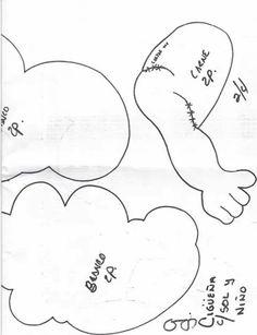 Cigüeña,bebé y sol7