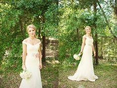 Inspirational crochet!  Crystal Palace Yarns Party Ribbon crocheted wedding dress.  Sentimental, elegant, chic!