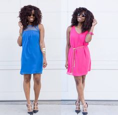 @ohtobeamuse looks fab in both our lattice dresses. See how you can win one of your own.