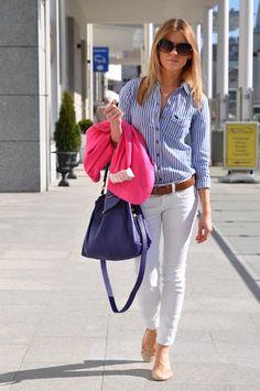 Kasia Tusk: ulubiony zestaw - Moda