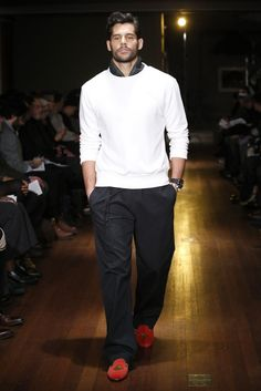 Michael Bastian Men's RTW Fall 2014 - Slideshow - Runway, Fashion Week, Fashion Shows, Reviews and Fashion Images - WWD.com