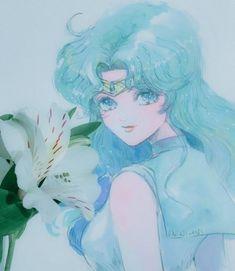 Sailor Moon Fan Art, Sailor Neptune, Sailor Uranus, Sailor Moon Crystal, Sailor Mars, Tomoyo Sakura, Manga, Sailor Scouts, Magical Girl