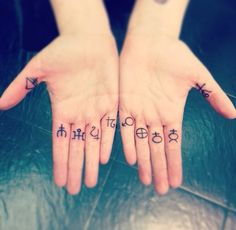 astronomy symbols tattoo - photo #35