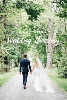 Creating your wedding itinerary #weddingplanning #weddingitinerary #timeline