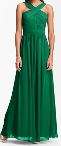gorgeous #chiffon #bridesmaid dress  http://rstyle.me/n/f4ppqpdpe
