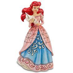 Disney Princess Sonata Ariel Figurine by Jim Shore   Figurines & Keepsakes   Disney Store