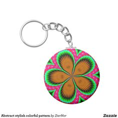 Shop for customizable Modern keychains on Zazzle. Buy a metal, acrylic, or wrist style keychain, or get different shapes like round or rectangle! Round Button, Different Shapes, Color Patterns, Buttons, Colorful, Drop Earrings, Personalized Items, Abstract, Stylish