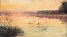 http://www.pinakoteka.zascianek.pl/Chelmonski/Images/Jezioro_o_zmierzchu.jpg
