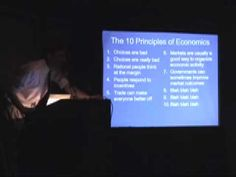 """""""Mankiw's 10 principles of economics, translated for the uninitiated"""". Absolutely hilarious!"""