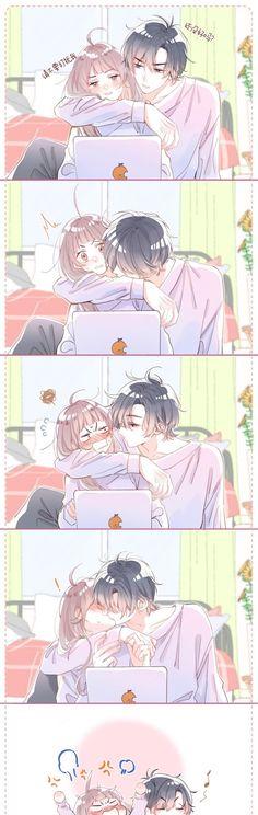 In A Heartbeat, Closer, Cute, Anime, Kawaii, Cartoon Movies, Anime Music, Animation, Anime Shows