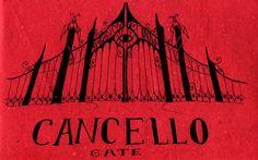 Italian Language ~ gate