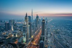 An Evening in Dubai - Mohsin Abrar/National Geographic Travel Photographer of the Year Contest
