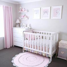 21 Ideas para decorar el cuarto del bebé que viene en camino en 2019 ...
